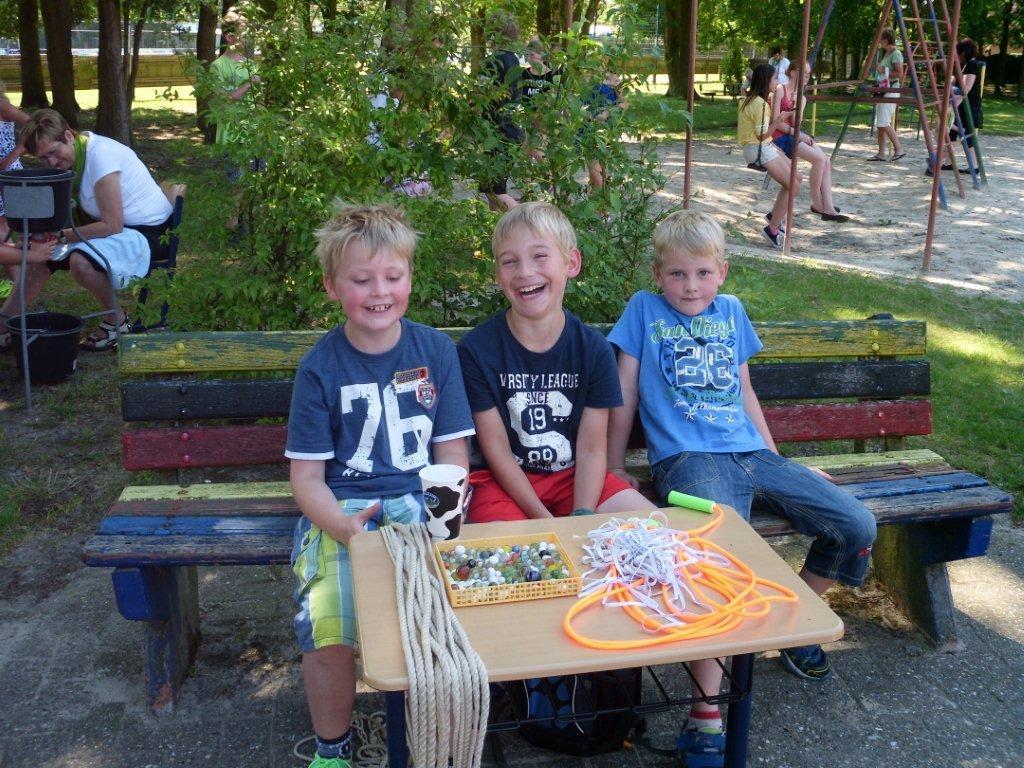 Schulfest Zirkus 037