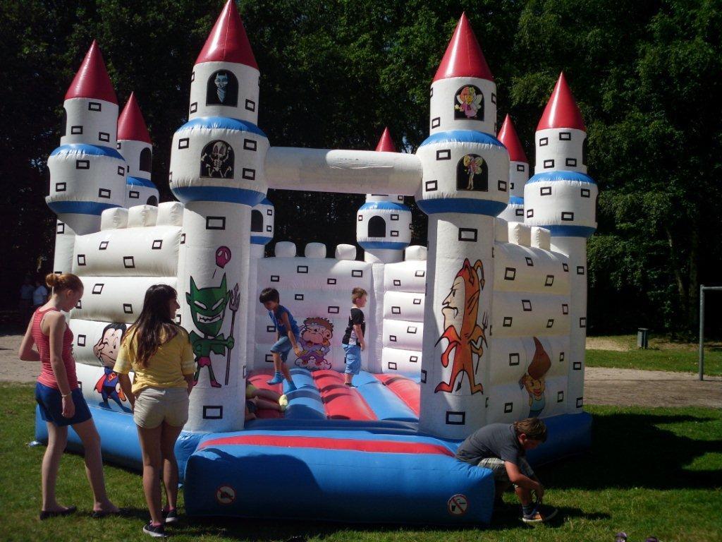 Schulfest Zirkus 038