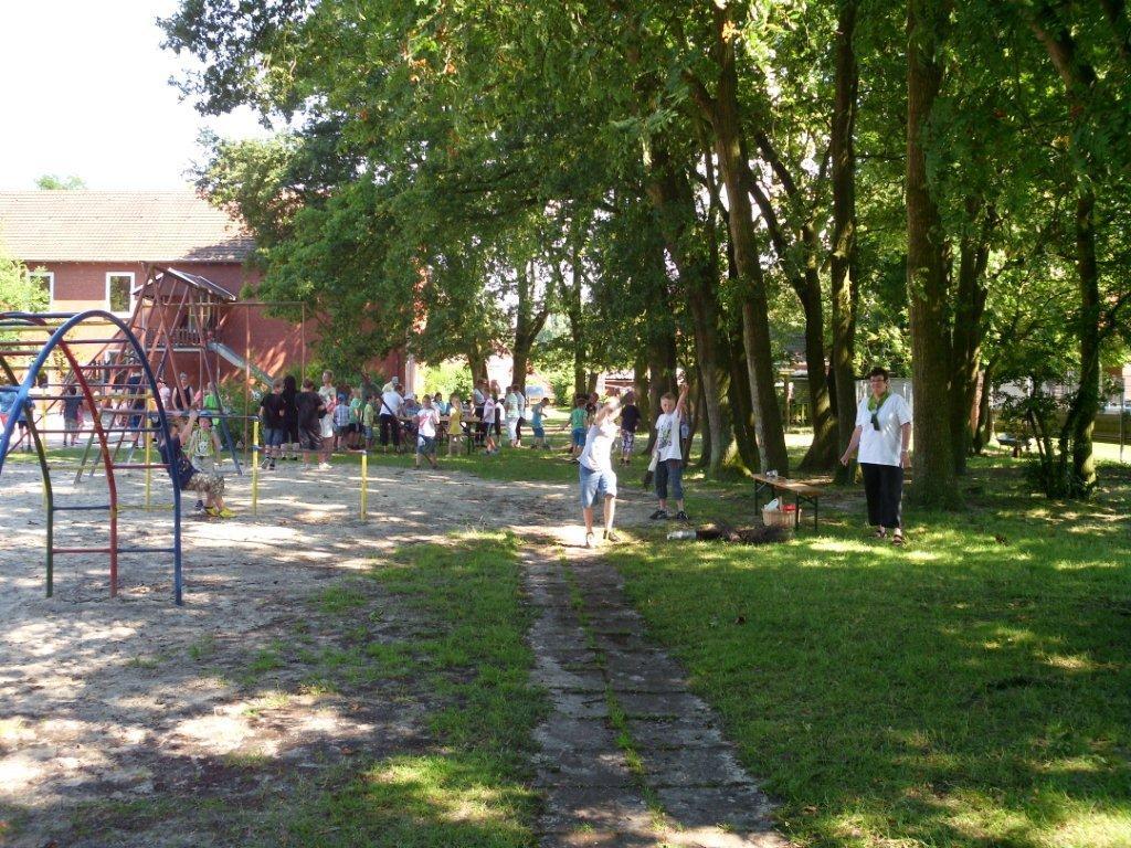 Schulfest Zirkus 040