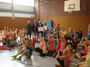 Frühstück, Sportfr.Schule 051